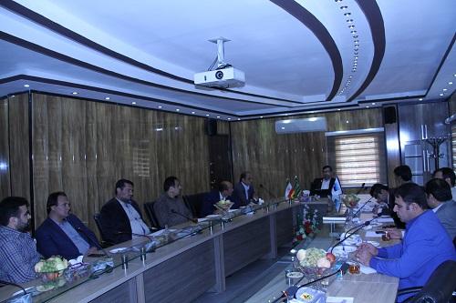 برگزاری دوره آموزشی ضابطین ماده 30 در شرکت آب منطقه ای کهگیلویه و بویراحمد
